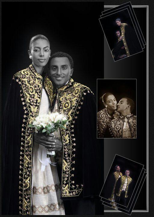 Ethiopian wedding