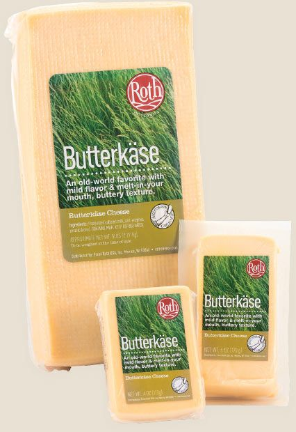 Roth Butterkäse cheese