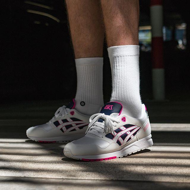 Asics Gel Saga Sneaker Rosa
