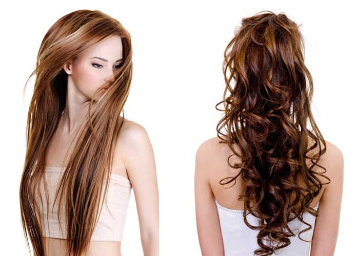 Get the perfect #Hairextensionssuppliers at different color and shape hair: