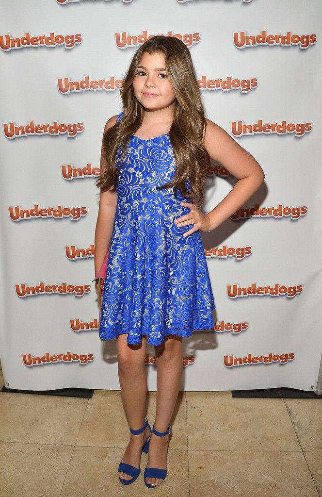 Addison Riecke Photos Photos - 'Underdogs' DVD Launch Event in Los Angeles Hosted by The Weinstein Company - Zimbio