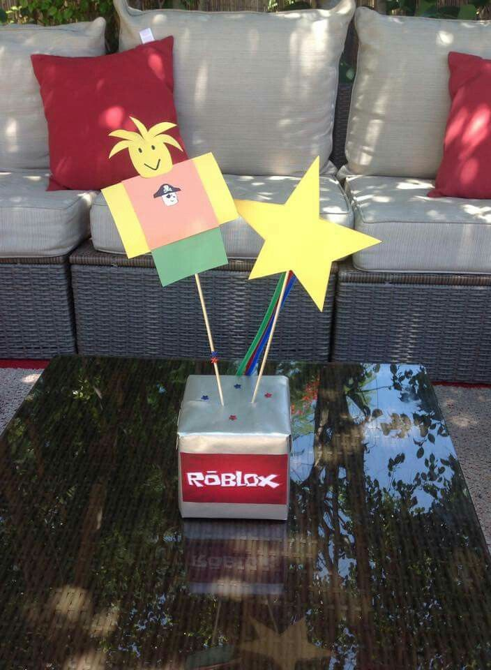 35 Best Images About Roblox Party On Pinterest Birthday