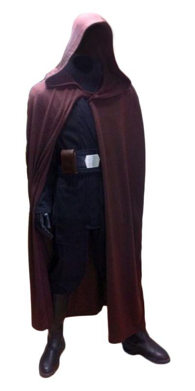 $63.99 A Star Wars Luke Skywalker Jedi Knight Robe ONLY - Dark Brown from JediRobeAmerica.com
