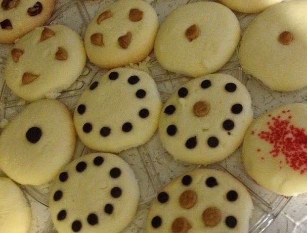 Melt In Your Mouth Whipped Shortbread
