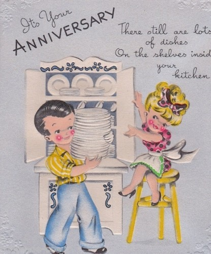 Vintage Wedding Card Unused Greeting Card 1960s 1950s: 45 Best Images About Vintage Wedding And Anniversary Cards
