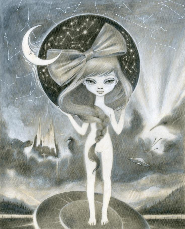 """""""Alien Venus"""" by Ana Bagayan"""