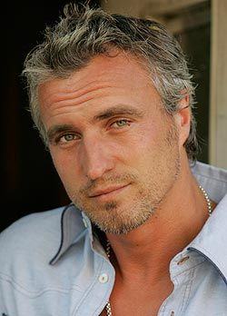 David Ginola,  great talent and oh so easy on the eye :)