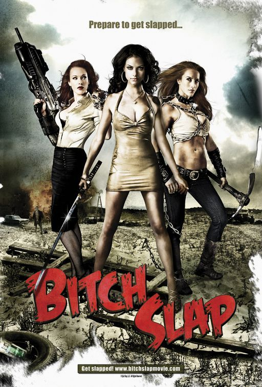 Bitch Slap , starring Julia Voth, Erin Cummings, America Olivo, Michael Hurst. Three bad girls travel to a remote desert hideaway to steal $200 million in diamonds from a ruthless underworld kingpin. #Action #Comedy #Crime #Drama #Thriller