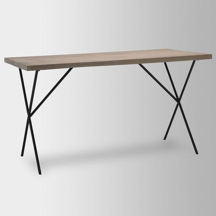 West Elm - Metal Truss Work Table - 1370 long - $699