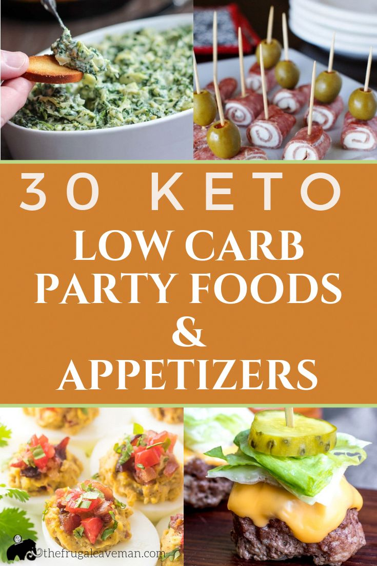 Are you hosting a party or event? Do you struggle staying Keto at family gatheri…