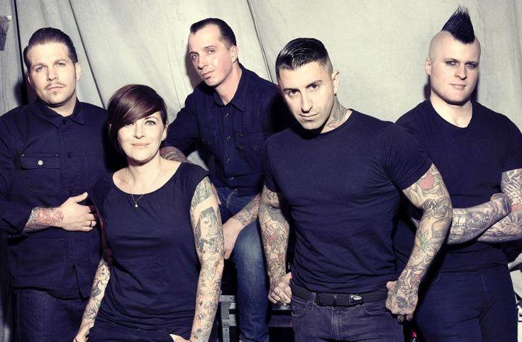 Komplett unabhängig: Broilers mit neuem Label und Album  25.03., Lanxess Arena, Köln