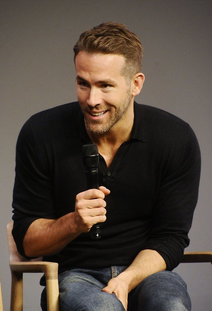 25 Best Ideas About Ryan Reynolds Haircut On Pinterest