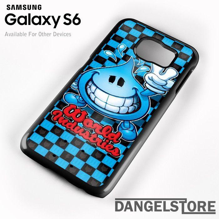 world industries skateboard 1 For Samsung S6 Case