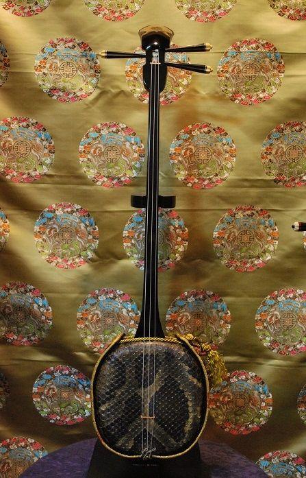 Okinawan Sanshin Music Lesson | gotravelyourself.com