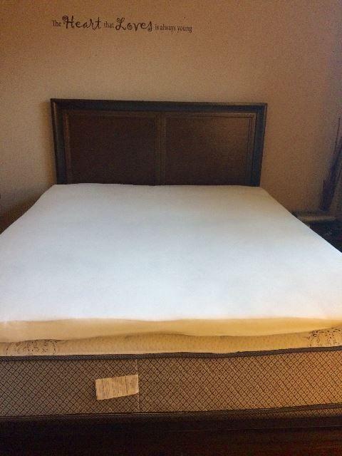 sleep better 3inch extra firm mattress topper review - Firm Mattress Topper