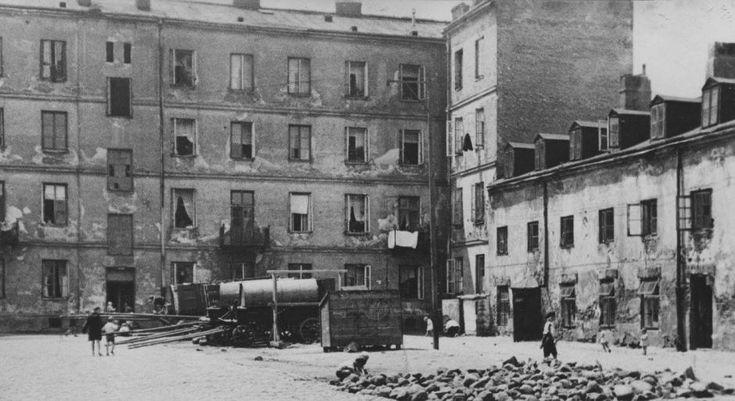 Warszawa międzywojenna - kamienica przy Solec 71 (1932)