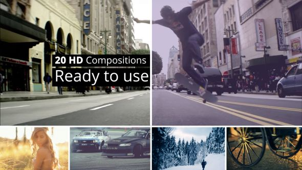 20 Advanced Color Grading Effects by ezz_youssef | VideoHive
