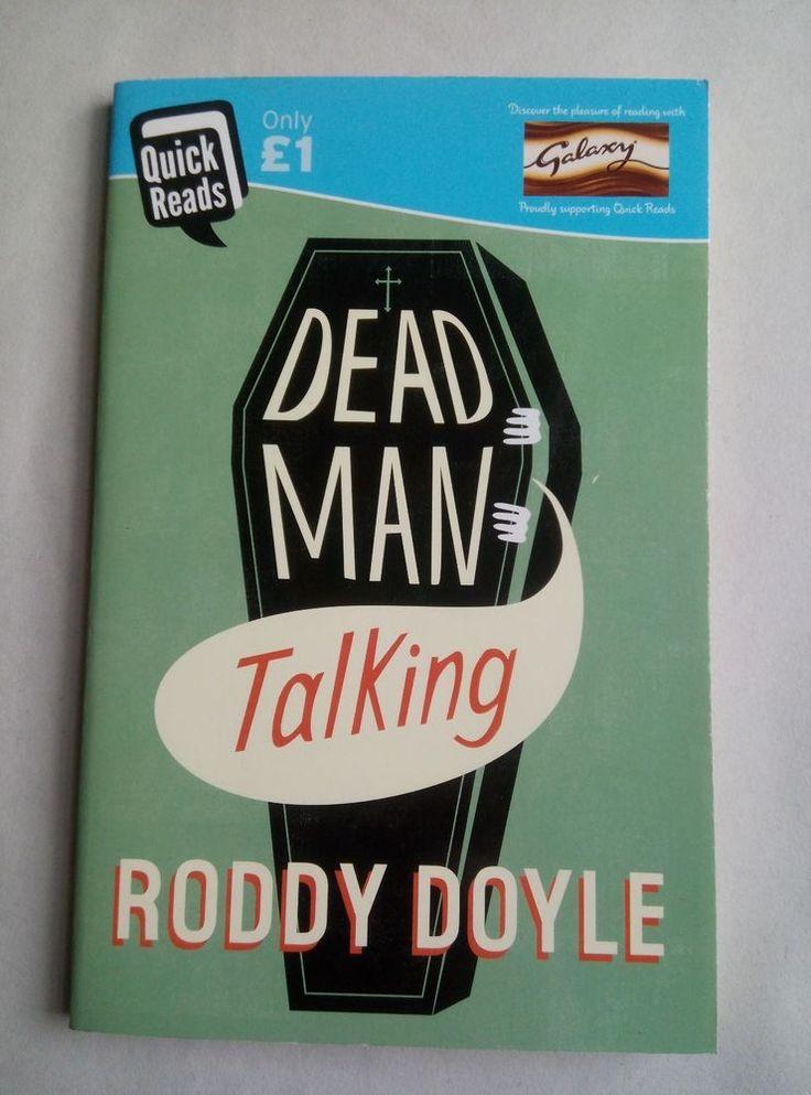 Dead Man Talking by Roddy Doyle (Paperback, 2015)
