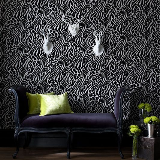 Easy Tiger Black And Silver Wallpaper Part 84