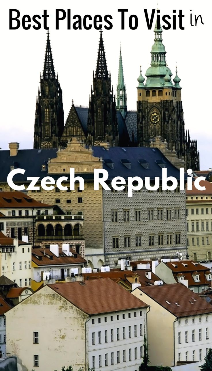 17 Best Images About Best Places To Visit In Czech Republic On Pinterest Charles Bridge