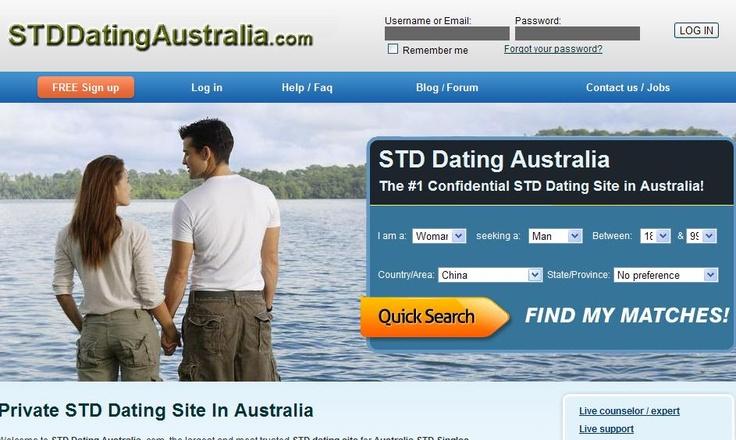 Std dating australia