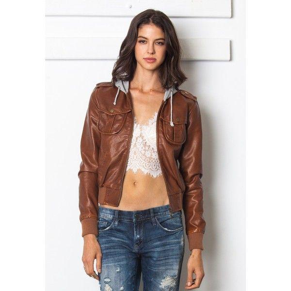 Более 25 лучших идей на тему «Vegan leather jacket» на Pinterest