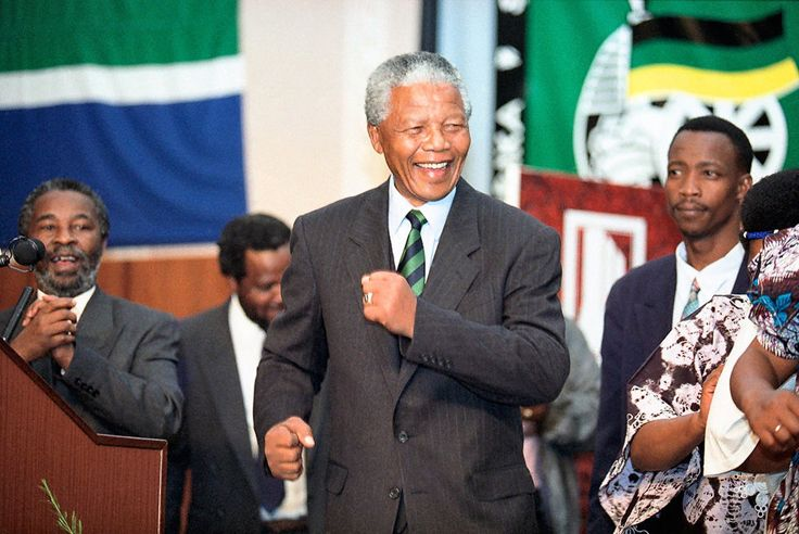 Top 10 Nelson Mandela Moments