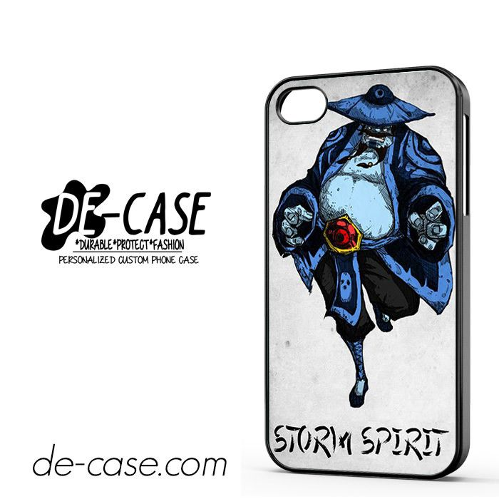 Dota 2 Storm Spirit DEAL-3637 Apple Phonecase Cover For Iphone 4 / Iphone 4S