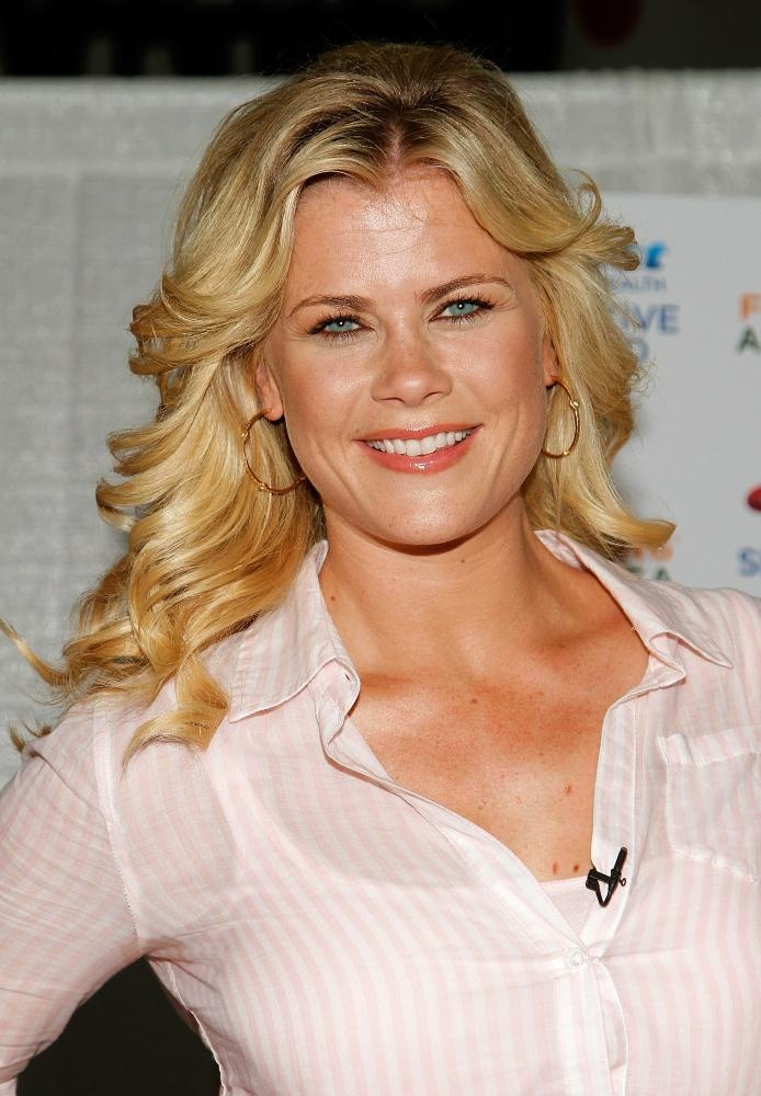 allison sweeney - Love her hair!!