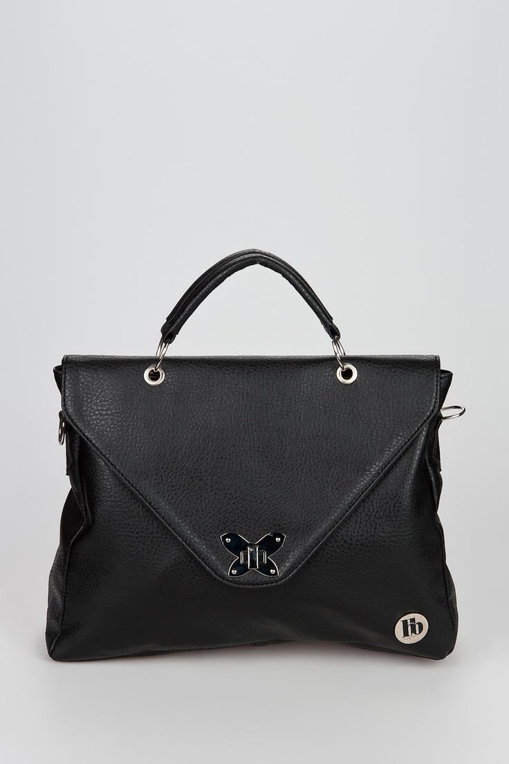 House Bags Siyah Çanta 100 %42 indirimle 39,99 TL Trendyol'da