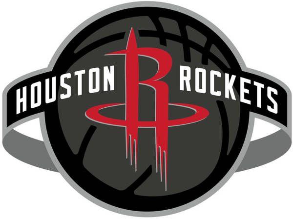 Houston Rockets Color Houston Rockets Houston Rockets Basketball Nba Logo