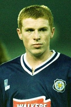 Neil Lennon at Leicester (Celtics manager and a former Celtic player and skipper). He is so young in this pic.
