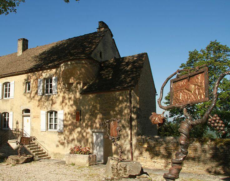 Château-Chalon – Région FRANCHE-COMTE -