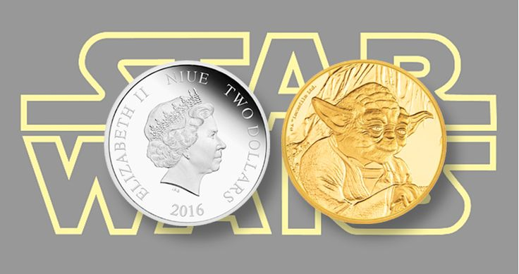 Star Wars sage Yoda appears on new coins struck by New Zealand Mint