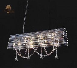 Lampa wisząca 60cm TONDELA Italux MD103802-6A