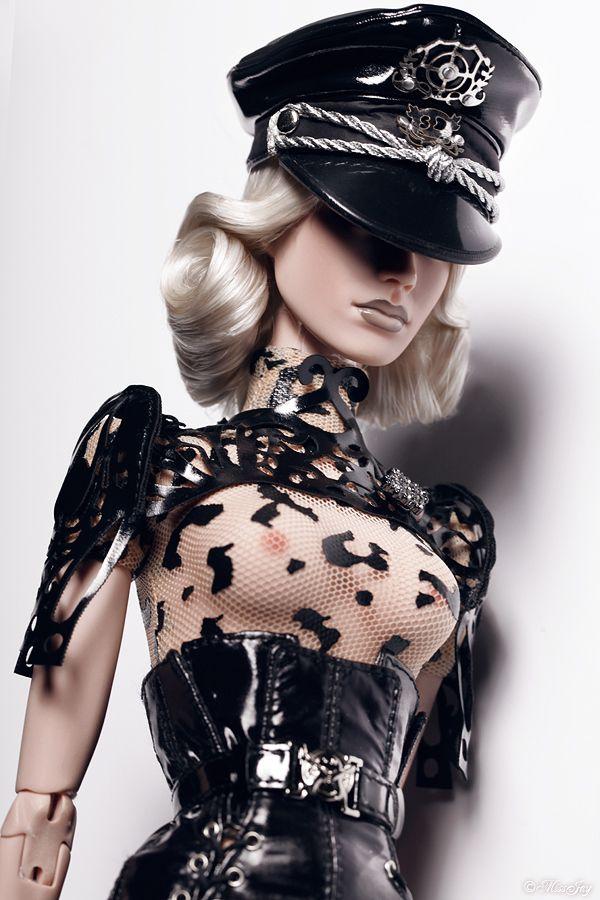 Sybarite Domina Fashion Police Collection                                                                                                                                                                                 More
