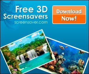 Free screensaver download - lifelike aquarium without the work!!!
