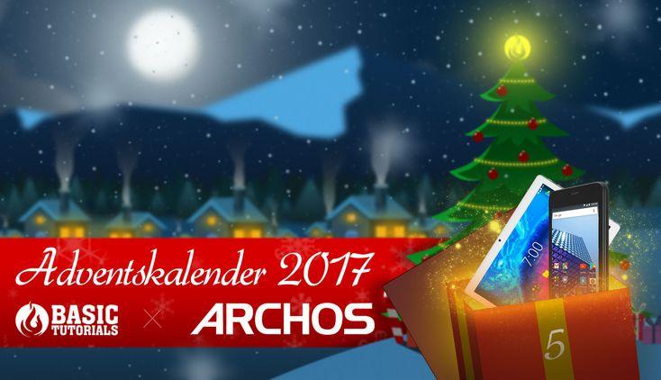 #Adventskalender: ARCHOS Core 101 3G #Gewinnspiel