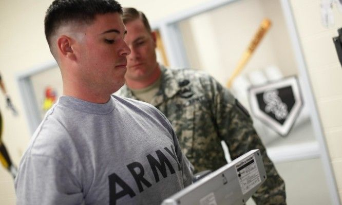 H δίαιτα του στρατιώτη: 4,5 κιλά σε μία εβδομάδα - Πρόγραμμα ανά ημέρα - Media