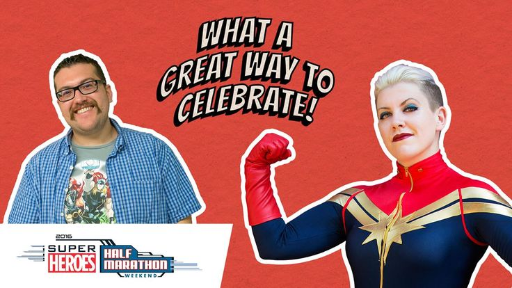 It's time for the Run Disney Super Heroes Half Marathon Weekend! Follow Marvel's Agent M & Judy Stephens as they gear up for the Infinity Gauntlet Challenge.