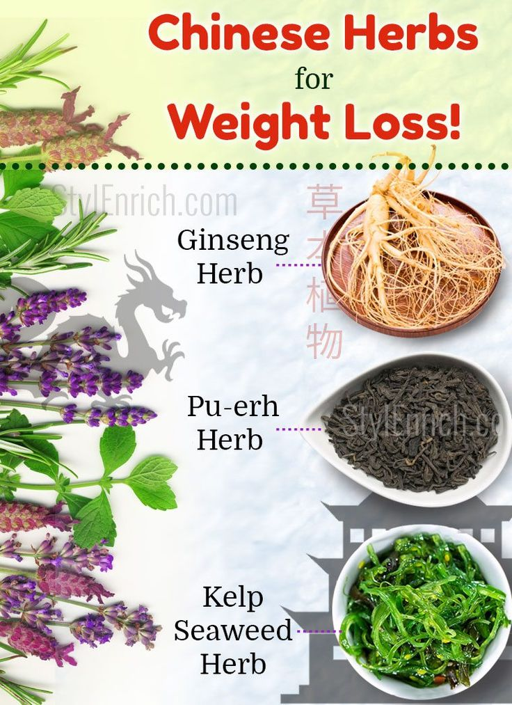 Herbs for weight loss Chinese Herbs for Weight Loss That are Just Amazing For You!