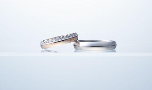 結婚指輪   N.Y. NIWAKA   結婚指輪・婚約指輪   俄 NIWAKA