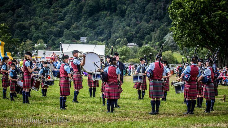 Aberfeldy Highland Games 2014 FotoFlingScotland