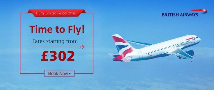 British Airways - Experience 5 Star Hospitality Onboard with best offers, Book here - http://www.brightsun.co.uk/airlines/british-airways