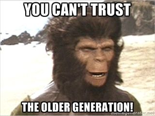 From Planet of the Apes  http://www.bu.edu/polisci/people/gradstudents/