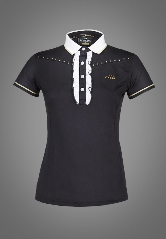 Polo shirt woman H00630 Shana