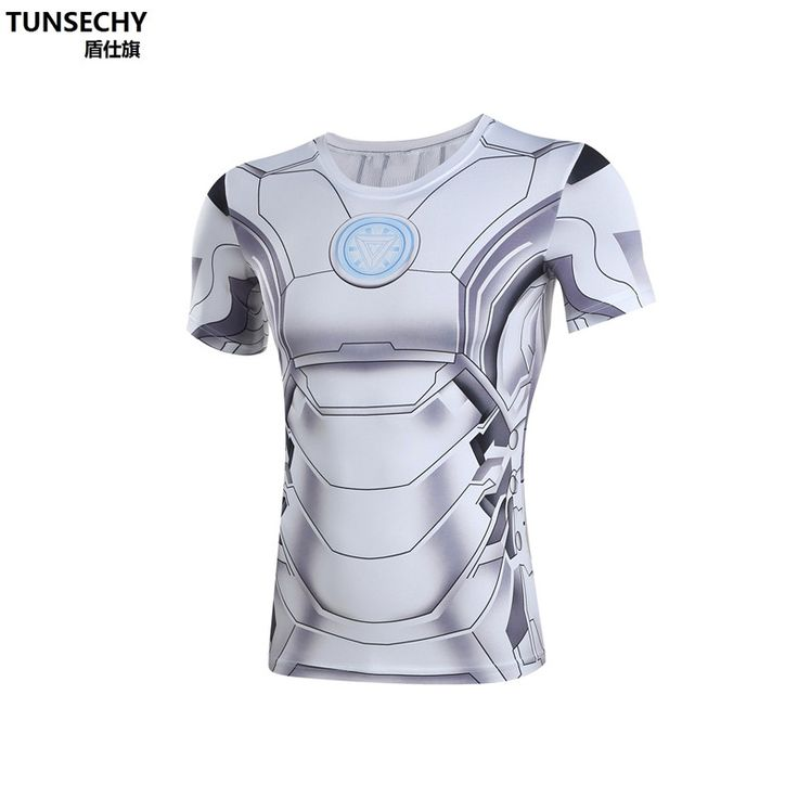 Captain America Shirt Tee 3D Printed T-shirts Men Fitness Clothing Male Tops Funny T Shirt Superman Deadpool Costume Display