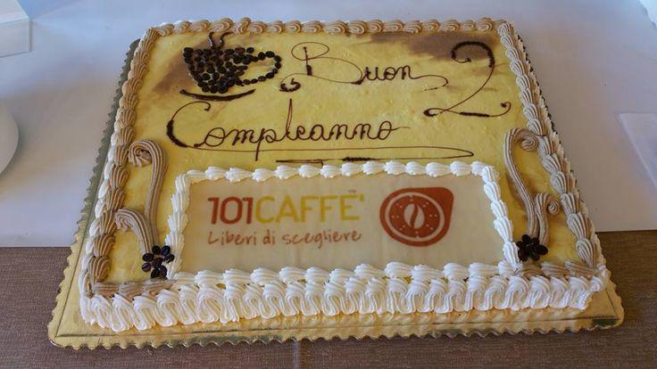 Un 2° compleanno da ricordare! Auguri a 101CAFFE' Novafeltria