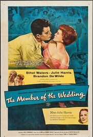 Member Of The Wedding Full Movie. A young tomboy named Frankie is forced to face her own immaturity as a result her older brother's wedding.