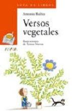 Poemas en forma de canciones,juegos, adivinanzas donde se juega con palabras de  plantas, frutos, hojas...